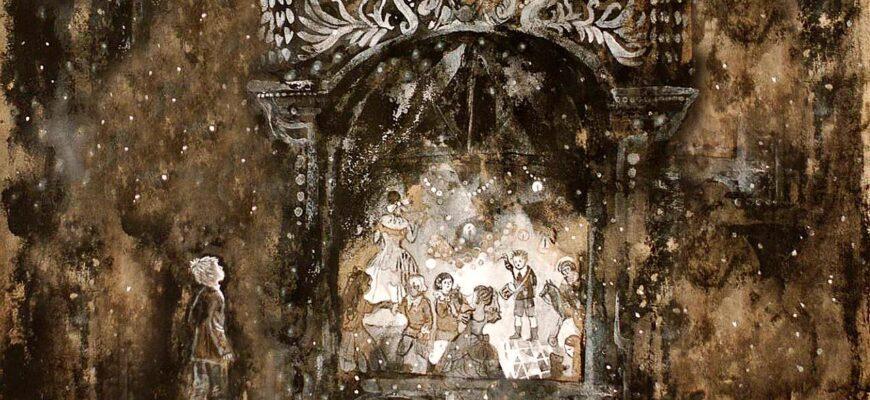 Краткое содержание рассказа «Мальчик у Христа на елке» (Ф.М. Достоевский)