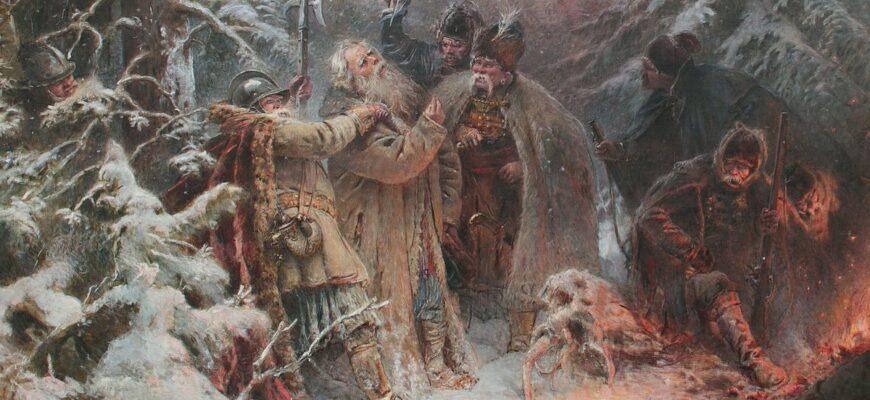 Краткое содержание оперы «Иван Сусанин» (М.И. Глинка)