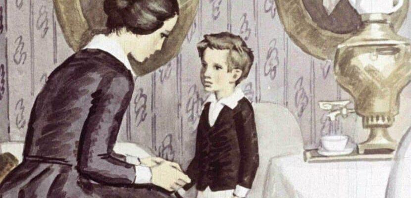 Счастливая, невозвратимая пора детства (Л.Н. Толстой)