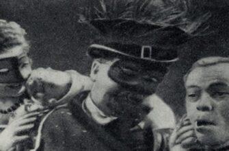 «Маска», краткое содержание рассказа и отзыв для читательского дневника (А.П. Чехов)
