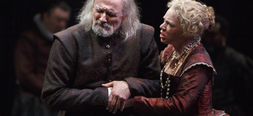 Краткое содержание пьесы «Король Лир» (Уильям Шекспир)
