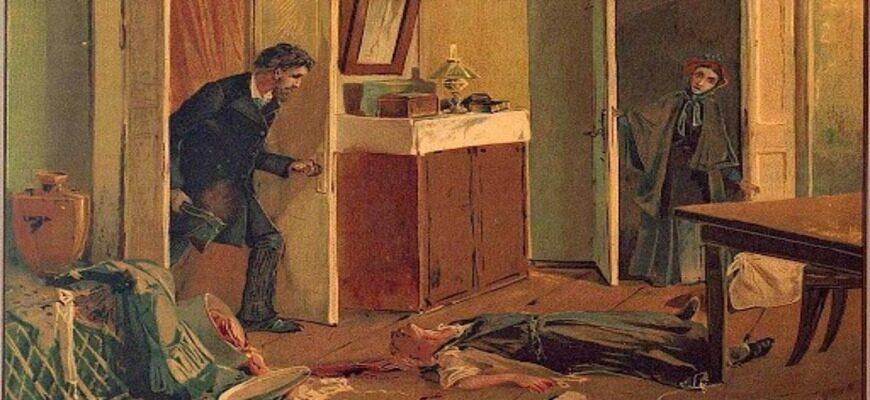 Правда Раскольникова в романе «Преступление и наказание» (Ф.М. Достоевский)