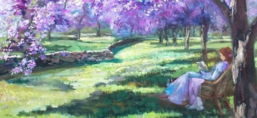 Жизнь и сад в пьесе «Вишнёвый сад» (А.П. Чехов)