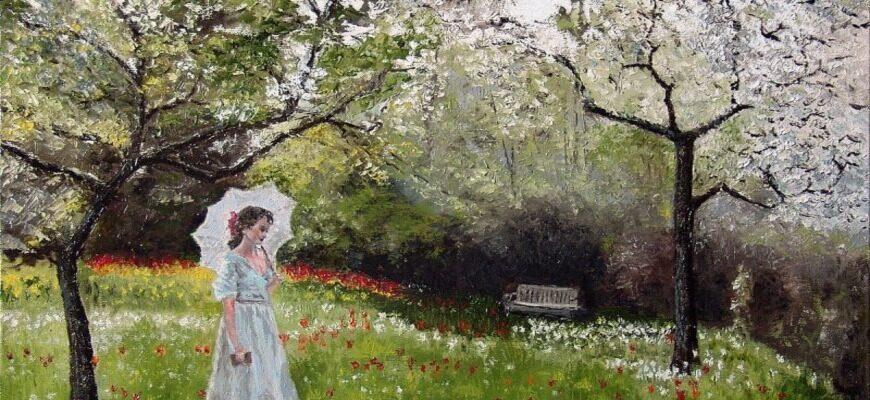 Смысл названия пьесы «Вишнёвый сад» (А.П. Чехов)