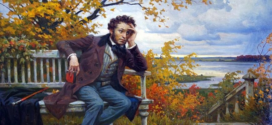 Образ автора в романе «Евгений Онегин» (А.С. Пушкин)