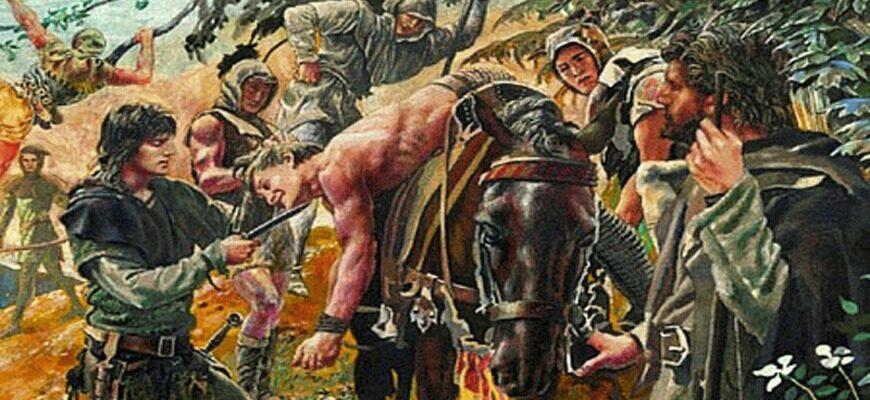 «Разбойники», краткое содержание драмы (Фридрих Шиллер)