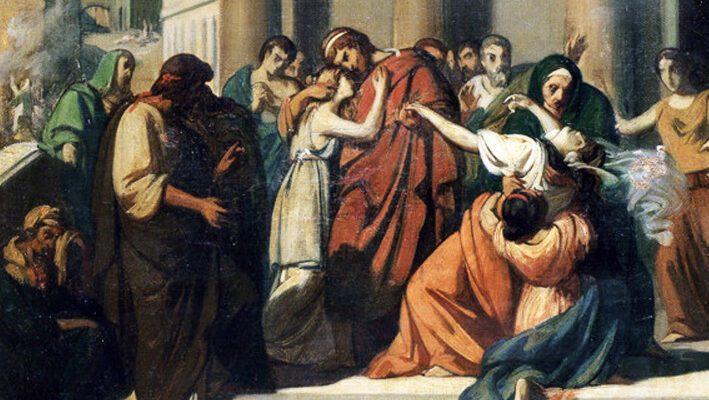 «Эдип-царь», краткое содержание трагедии (Софокл)