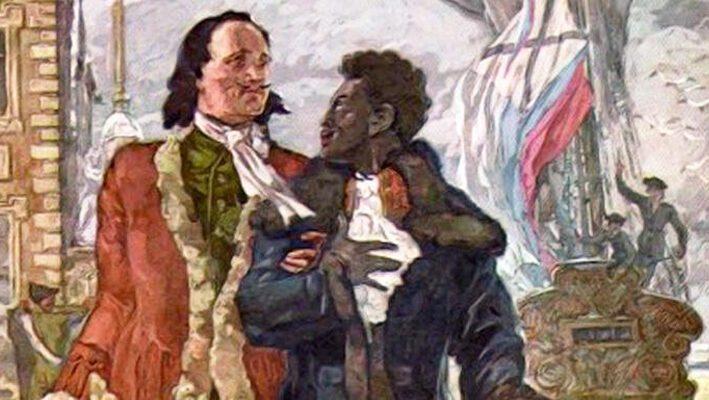 «Арап Петра Великого», краткое содержание (А. С. Пушкин)