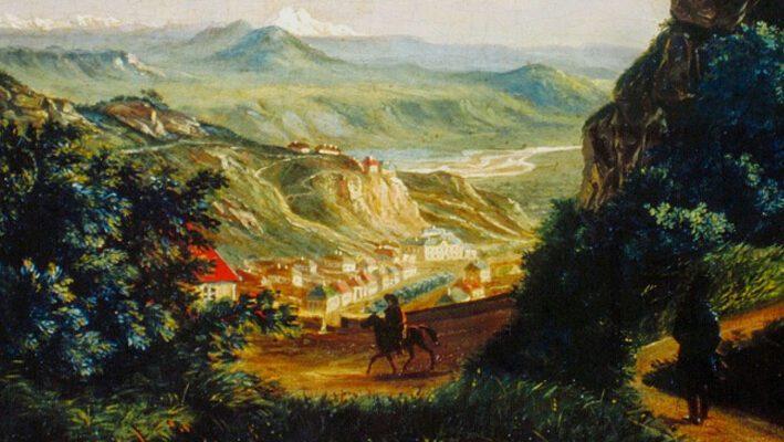 «Беглец», краткое содержание поэмы (М. Ю. Лермонтов)