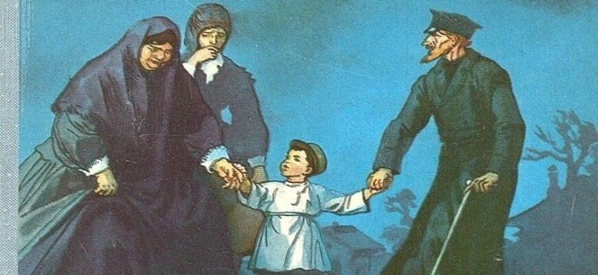 «Детство», краткое содержание повести по главам (М. Горький)
