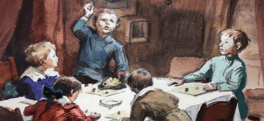 «Детвора», краткое содержание рассказа (А.П. Чехов)
