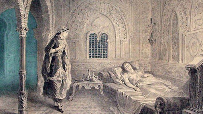 «Бахчисарайский фонтан», краткое содержание поэмы (А. С. Пушкин)