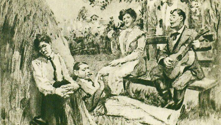 «Вишневый сад», краткое содержание пьесы (А. П. Чехов)