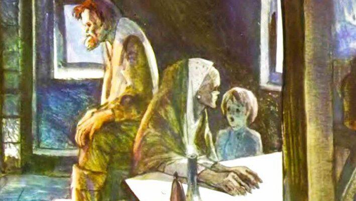 «Ангел-хранитель», краткое содержание рассказа (В. П. Астафьев)